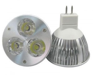 LED Spotlight LH-MR16-03W01