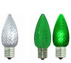 C7 LED Light Bulb LH-C7-01W01