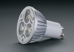 LED Spotlight LH-GU10-03W02